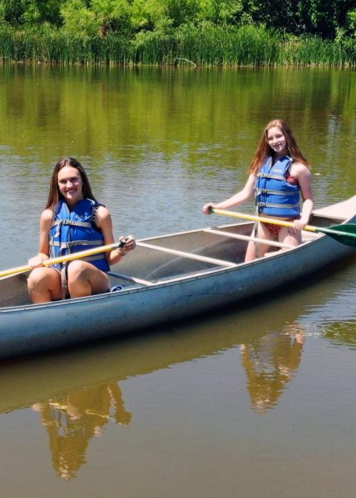 Canoeing-Activity